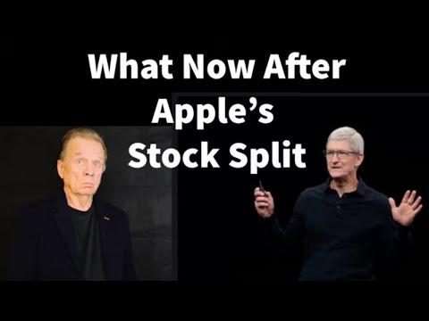 Apple Stock Split What's Your Plan : I've Got My Plan