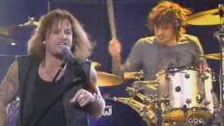 【LIVE】Motley Crue If I Die Tomorrow On Jimmy Kimmel Live 2004