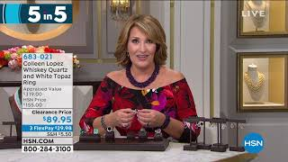 HSN | Colleen Lopez Gemstone Jewelry 06.09.2020 - 08 PM