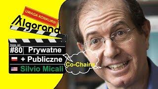 🎙️MEET SILVIO MICALI  |  ALGORAND CO-CHAINS = PRIVATE and PUBLIC INTEROPERABLE