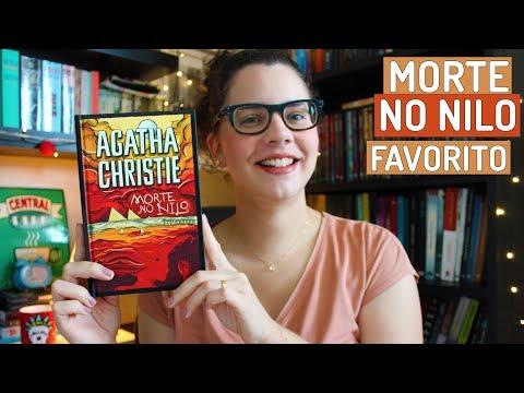 MORTE NO NILO (uma das tramas mais engenhosas de Agatha Christie) | BOOK ADDICT