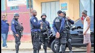 TTPS Raid Beetham Gardens : Trinidad and Tobago