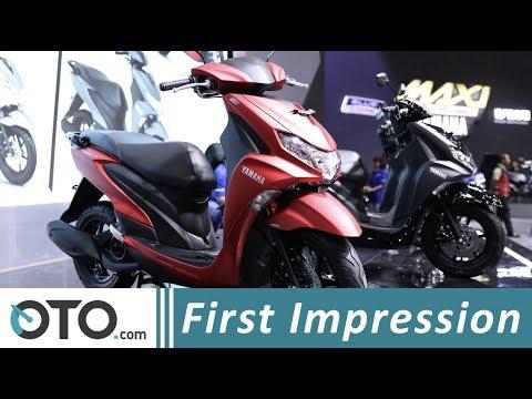 Yamaha FreeGo 125 ABS 2018 | First Impression | Skutik 125cc Bertabur Fitur | OTO.com