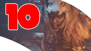 ATTACKED BY A SABER TOOTH! - Far Cry Primal Gameplay Walkthrough Pt.10