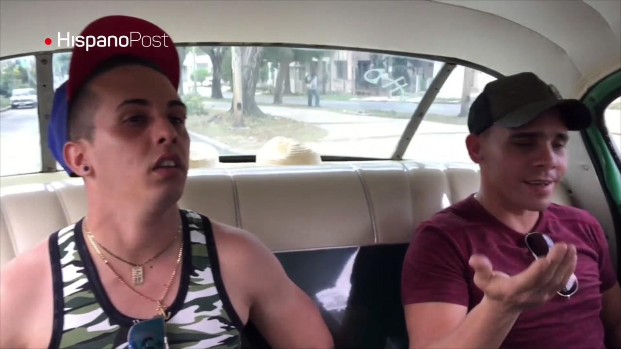 Un taxista y dos pasajeros: Así es el caótico transporte en Cuba