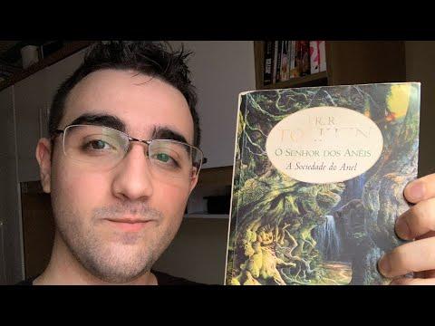 O Senhor dos anéis A sociedade do Anel - Resenha -  Vale a pena ler?