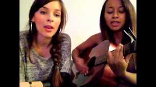 Heat of the moment- Drake   cover by Angèle et Marie ange