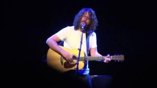 """Imagine"" in HD - Chris Cornell 11/26/11 Atlantic City, NJ"