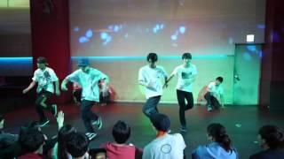 Revolve 18th Break Beat Around vol.18 慶應大 ダンスサークル Revolveイベント