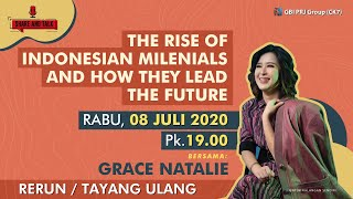 Rerun Share & Talk The Rise Of Indonesian Milenials and How They Lead The Future