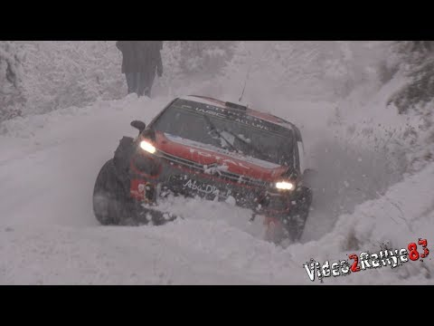 Test Monte Carlo 2018 - Kris Meeke & Craig Breen - C3 WRC - Tarmac And Snow Mp3