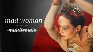 multifemale   mad woman - taylor swift