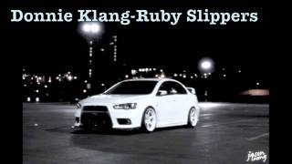 Donnie Klang- Ruby slippers