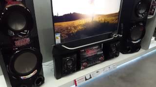 LG XBOOM NA9640P TÜRKİYE TEST 1 SON SES !(MAX VOLUME)