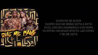ChocQuibTown & Becky G   Que Me Baile (LETRA)
