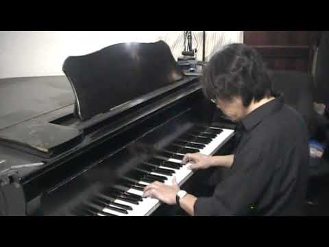 J.S.Bach Invention No.14 in B flat Major