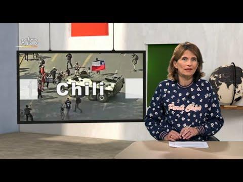 Chili: au coeur de la crise, l'engagement des chrétiens