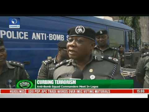 News Across Nigeria: Police Pledge To Improve Operations In 2017