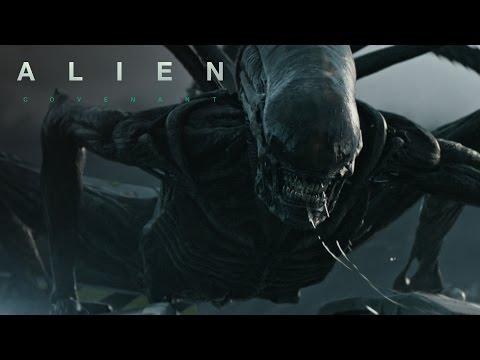 """Segundo tráiler en español de """"Alien: Covenant"""""""