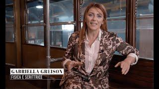 """Gabriella Greison in """"Il favoloso mondo della Fisica Quantistica"""" / programma tv completo"""