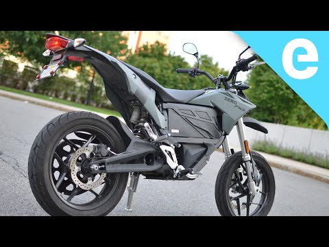 2021 Zero Motorcycles FXS ZF7.2 Integrated in Shelby Township, Michigan - Video 1
