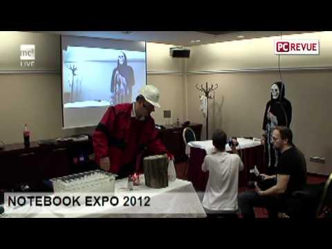 Notebook EXPO Crash Test Fujitsu Lifebook E781 Reloaded