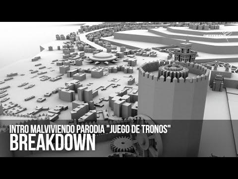"Breakdown   Intro Malviviendo parodia ""Juego de tronos"""
