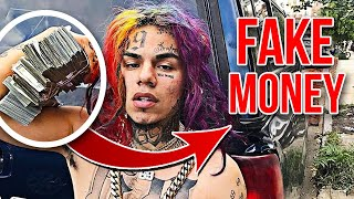 10 Rappers Who Got Caught FAKE Flexing