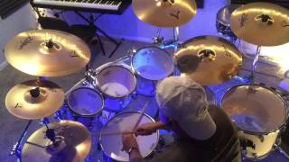 The Four Tops Ain't no woman like the one I got Drum Cover