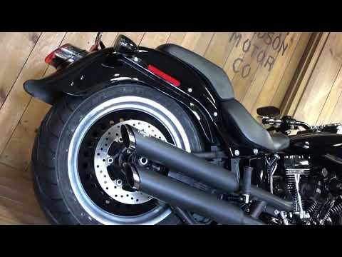 2016 Harley-Davidson Fat Boy Lo w/ 110 Motor in Harrisburg, Pennsylvania - Video 1