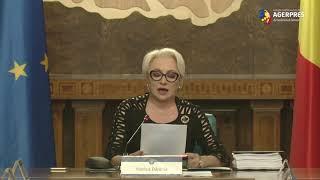 Dăncilă: Guvernul va aproba cheltuielile necesare pentru implementarea sistemului naţional de management privind dizabilitatea