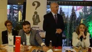 preview picture of video 'Prof. Dr. Ramazan KÖSE:Sadece DPÜ'nün Değil, Kütahya'nın Rektörü Olacağım'