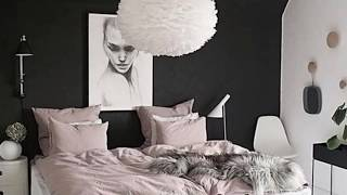 Great Bedrooms With Black Walls Youare Ever Seen