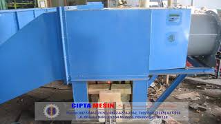 Mesin Pengering Bed Dryer / Box Dryer - CIPTA MESIN PEKALONGAN
