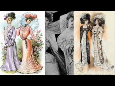 Edwardian Clothing Fashion Encyclopedia Titanica