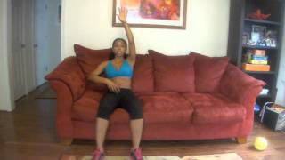 Post C-Section Abdominal Workout