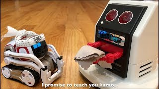 The Karate Cozmo: Episode 2