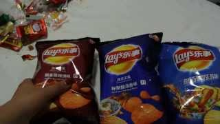 preview picture of video '(RAW) Asia Trip: Nanjing - Cata de papitas fritas chinas 1'