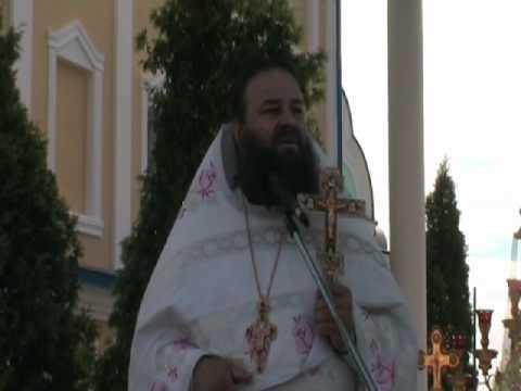 Pr. Mihail Jar – Predica Sf.Liturghie – Banceni 31.07.2011