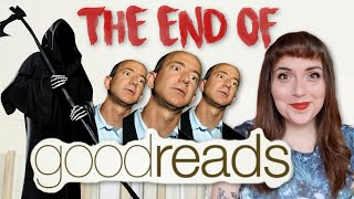 Goodreads is dead. What now?
