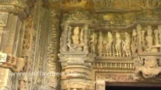 Javari Temple at Khajuraho