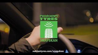 Nokian Tyres: Nová, rychlá a snadná služba skenování pneumatik SnapSkan