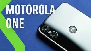 Motorola One, análisis: el SALTO A ANDROID ONE