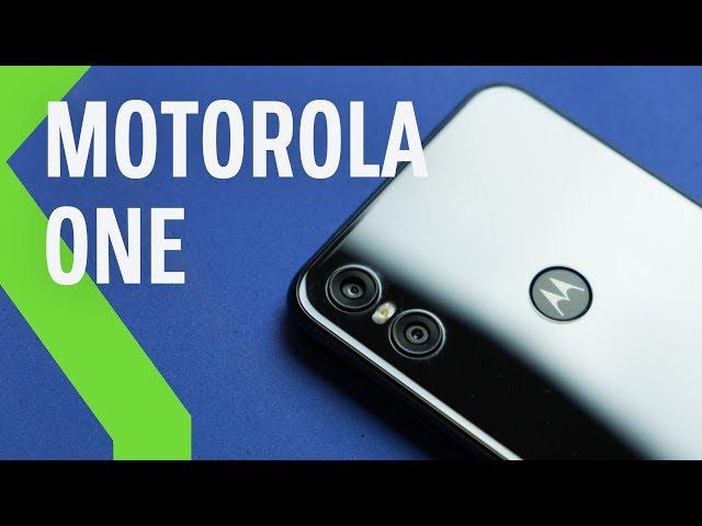 Motorola One, análisis: el SALTO A ANDROID ONE