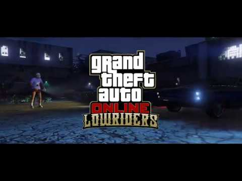 GTA 5 - The Low Rider PHHU Car Meet | GTA V PC Editor
