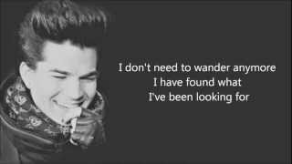 Adam Lambert - Map [NEW BONUS TRACK] - LYRICS