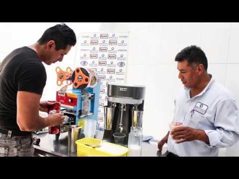 Equipos para Juguerías y Restaurantes - Brimali Industrial