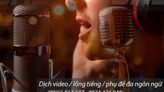 [TVC Tín Thành] Lồng tiếng Tây Ban Nha (giọng bản xứ)