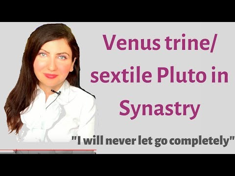 Download Pluto Conjunct Venus Synastry Video 3GP Mp4 FLV HD