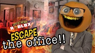 AO Escapes Office Obby!! (Roblox)